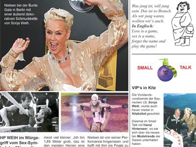 Jubiläumszeitung