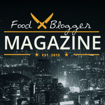 Food Blogger Magazine